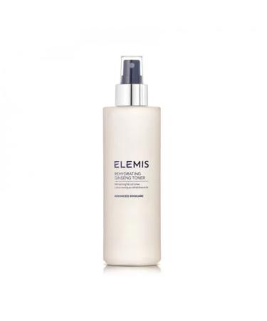 Тоник для сухой кожи с экстрактом женьшеня Elemis Rehydrating Ginseng Toner