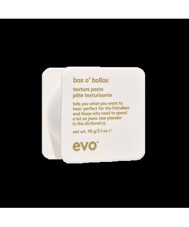 Текстурирующая паста Evo Box O' Bollox Texture Paste