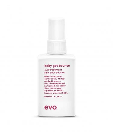 Смываемый уход для вьющихся и кудрявых волос Evo Baby Got Bounce Curl Treatment