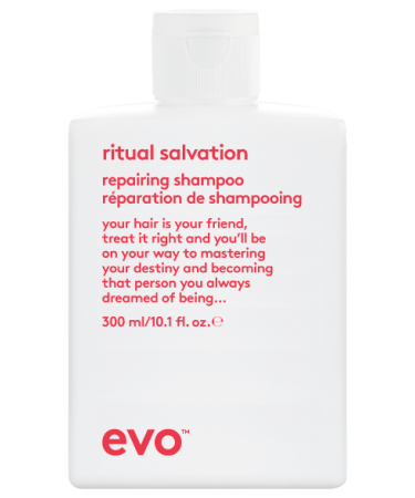 Восстанавливающий шампунь для окрашенных волос Evo Ritual Salvation Repairing Shampoo