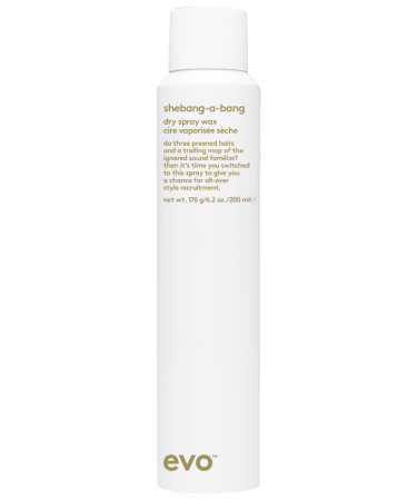 Стайлинг-спрей Evo Shebang-a-bang Dry Spray Wax