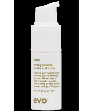 Пудра для укладки волос Evo Haze Styling Powder