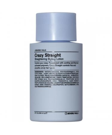 Лосьон для выравнивания волос J Beverly Hills Crazy Straight Straightening Styling Lotion