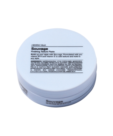 Текстурирующая финишная паста для волос J Beverly Hills Souvage Finishing Texture Paste