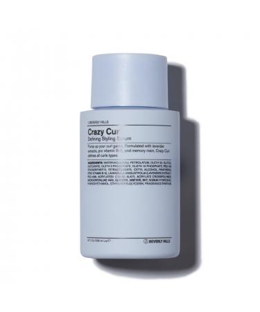 Сыворотка активатор локонов J Beverly Hills Crazy Curl Defining Styling Serum