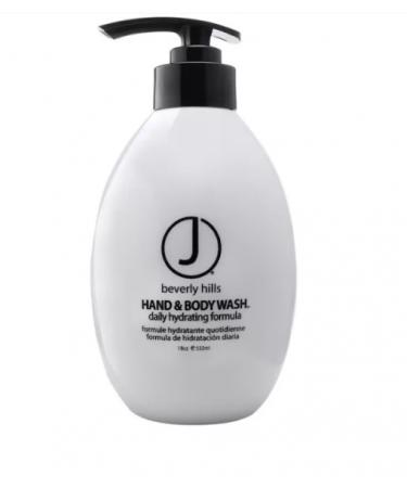 Гель для душа с алое вера и лавандой J Beverly Hills Hand & Body Wash