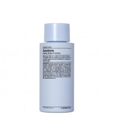 Шампунь для здоровья волос и кожи головы J Beverly Hills Solutions Healthy Scalp Shampoo