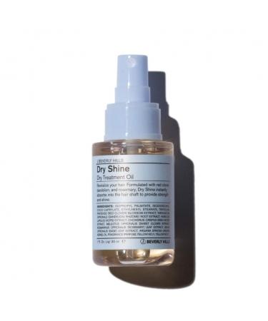 Сухое масло для блеска волос J Beverly Hills Dry Shine Oil