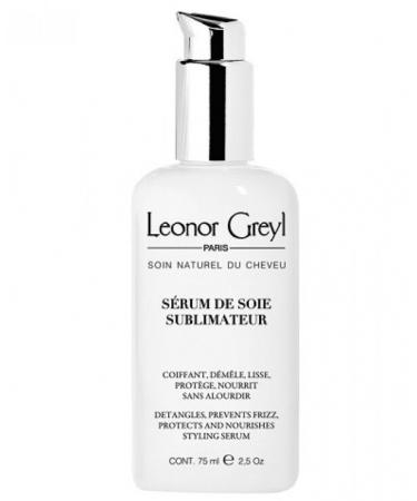 Шелковая сыворотка для укладки волос Leonor Greyl Serum de Soie Sublimateur