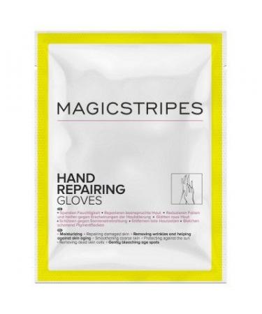 Перчатки для восстановления кожи рук MAGICSTRIPES Hand Repairing Gloves Single Sachet