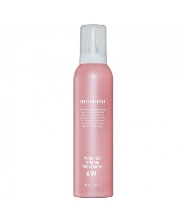 Протеиновая пена-уход для волос MOREMO Whipped Cream Treatment W