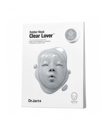 Моделирующая альгинатная очищающая маска DR.  JART +