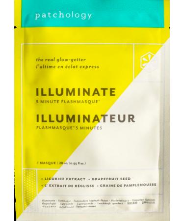 Маска для сияния кожи Patchology FlashMasque Illuminate