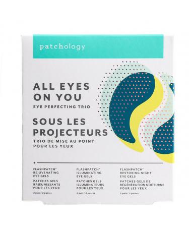 Набор для кожи вокруг глаз Patchology All Eyes On You Kit