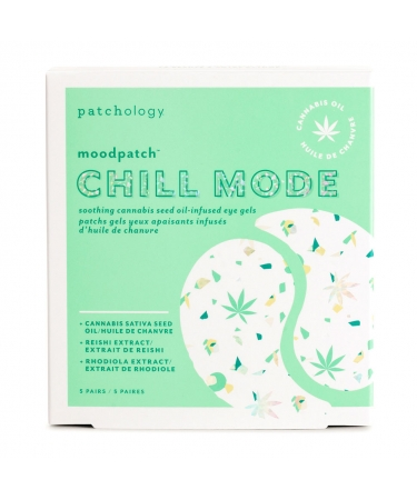 Смягчающие патчи Patchology Moodpatch Chill Mode Eye Gels