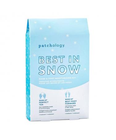Лимитированный набор Patchology Limited Edition Best In Snow