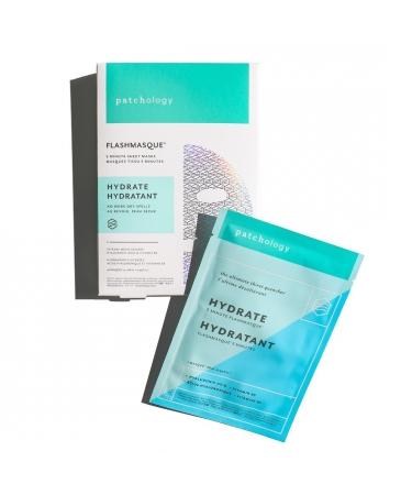 Маска для увлажнения кожи Patchology FlashMasque Hydrate (4 шт)