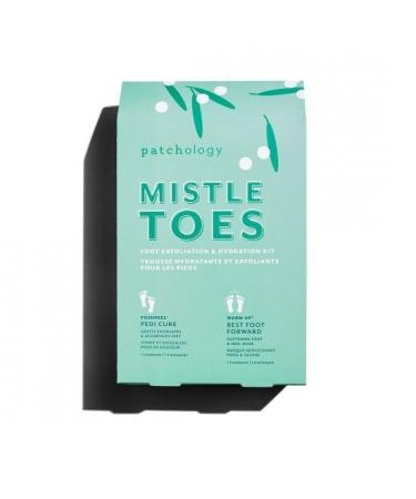 Лимитированный набор Patchology  Limited Edition Mistle Toes