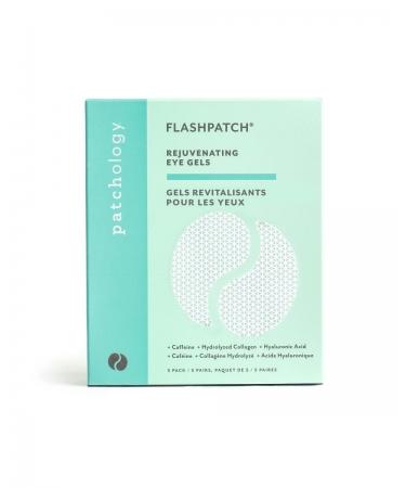 Антивозрастные патчи мгновенного действия Patchology FlashPatch Eye Gels