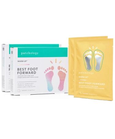Набор питательных масок для ног Patchology Best Foot Forward Softening Foot Mask