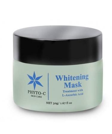 Осветляющая маска для лица Phyto-C Whitening Mask