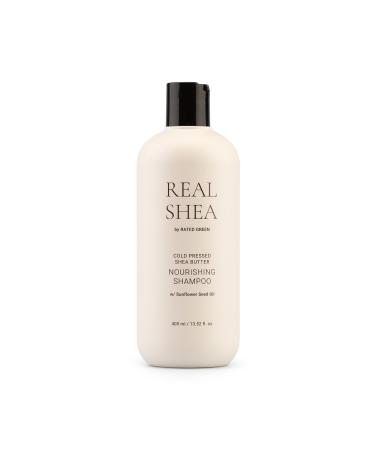 Питательный шампунь с маслом ши RATED GREEN Shea Butter Nourishing Shampoo