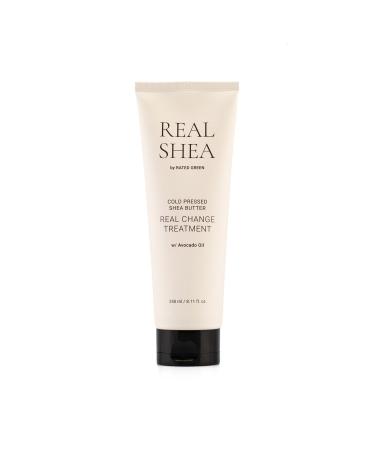 Питательная маска для волос RATED GREEN Real Shea Real Change Treatment