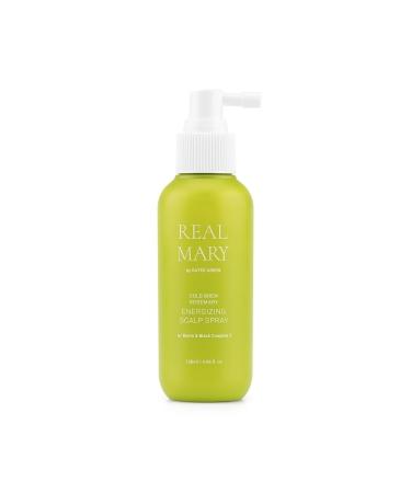 Регенерирующий спрей для кожи головы RATED GREEN Rosemary Fortifying Scalp