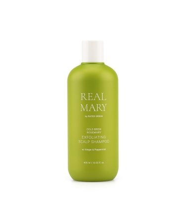 Глубоко очищающий шампунь RATED GREEN Real Rosemary Exfoliating Scalp Shampoo