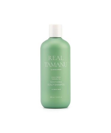 Успокаивающий шампунь RATED GREEN Tamanu Oil Soothing Scalp Shampoo