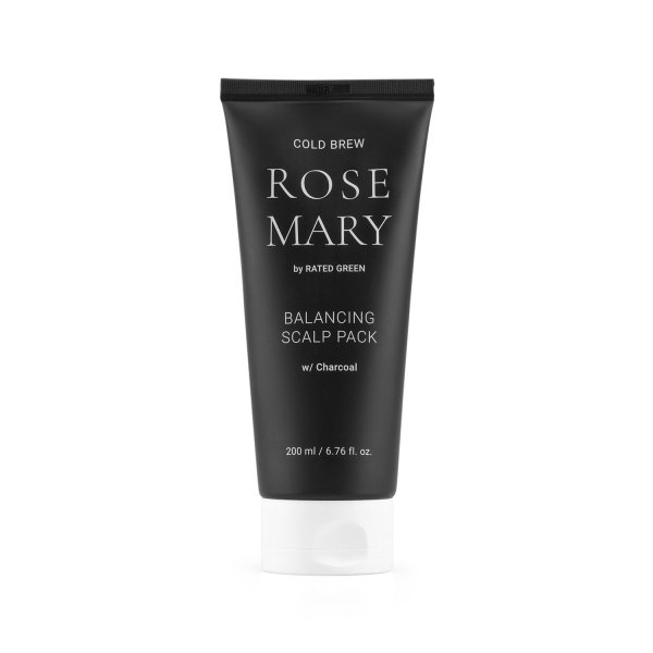 Восстанавливающая маска для кожи головы RATED GREEN Rose mary Balancing Scalp