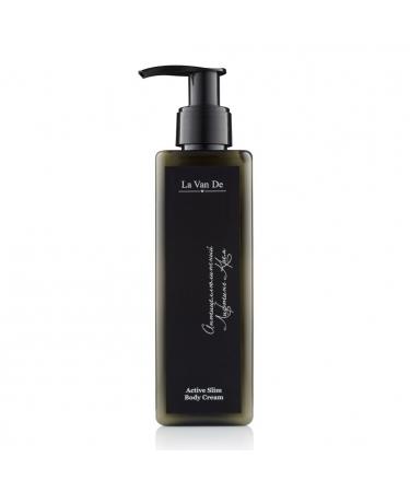 Антицеллюлитный лифтинг крем La Van De Active Slim Body Cream