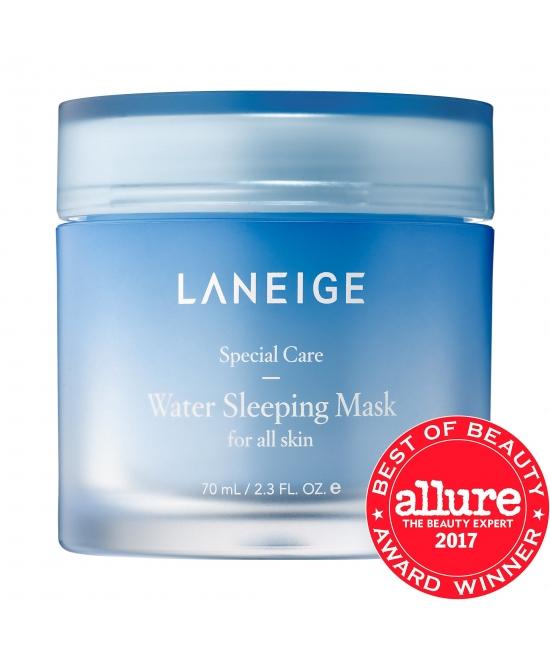 Увлажняющая ночная маска для лица Laneige