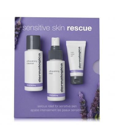 Восстановление чувствительной кожи Dermalogica sensitive skin rescue kit
