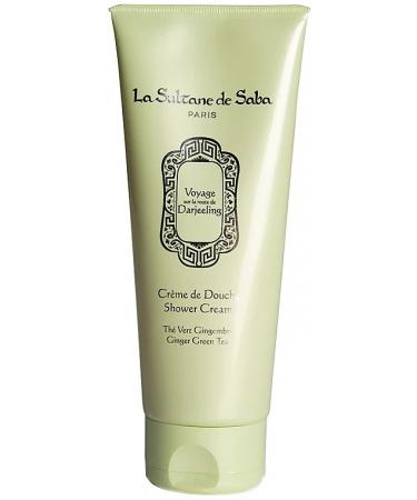 Крем для душа Зеленый чай La Sultane de Saba Green Tea Ginger Shower Cream