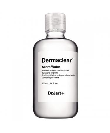 Мицеллярная вода для очищения и тонизирования кожи DR. JART+