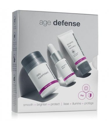 Набор для Anti-Age защиты кожи Dermalogica Age Defense Kit